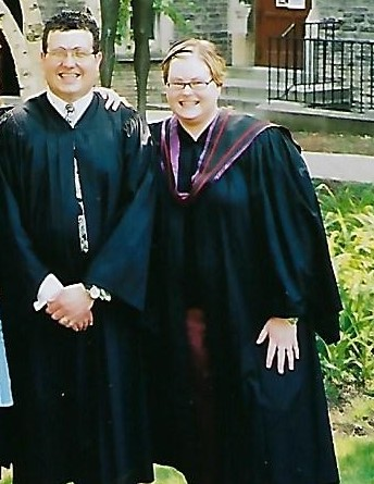 Rev. Joe Gaspar and Rev. Heather Power
