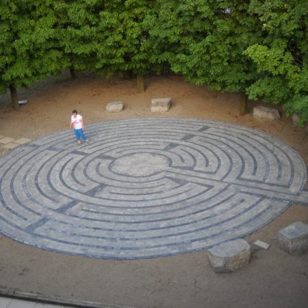 The Community Labyrinth